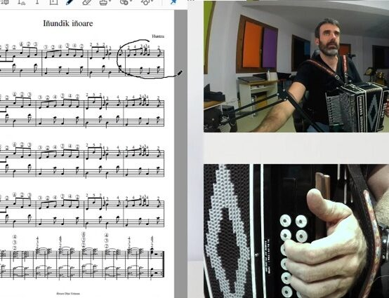 """CURSO """"TELETRABAJO EN LA ENSEÑANZA MUSICAL"""" COMPLETO"""