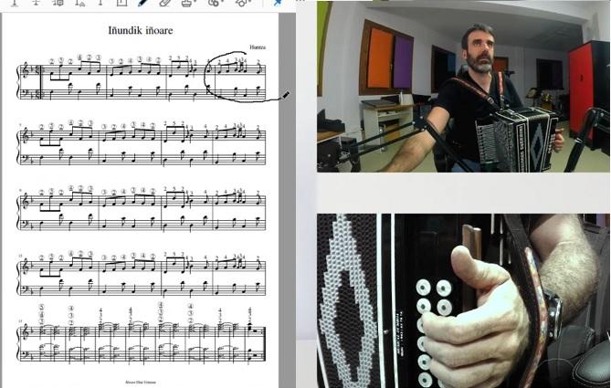 TELETRABAJO EN LA ENSEÑANZA MUSICAL