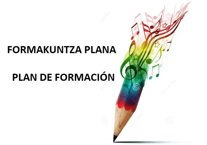 PLAN DE FORMACIÓN 2020-2021